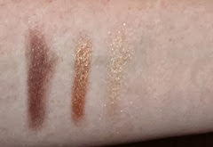 Her Cocoa swatches