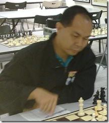 Mohd Saprin Sabri, finished 12th