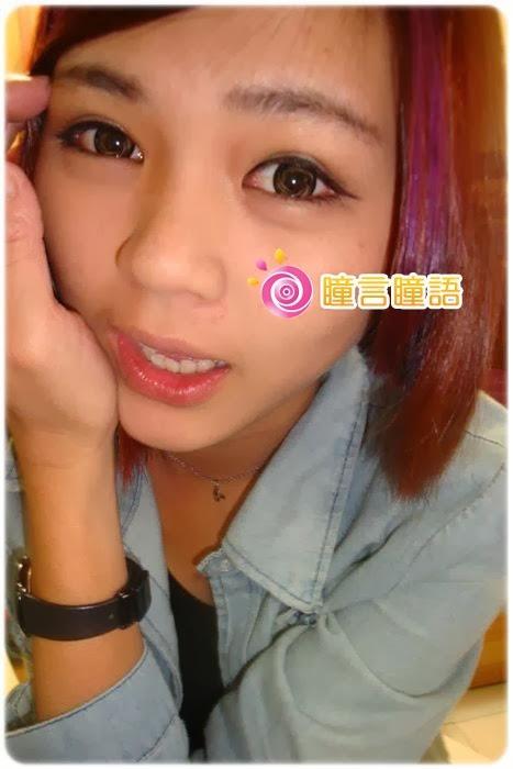 日本EOS隱形眼鏡-Barbie Doll芭比娃娃咖12