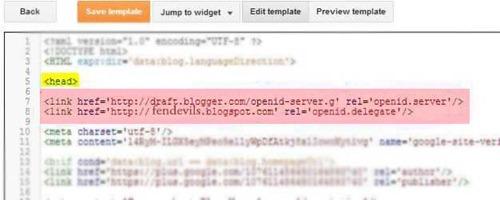 mengaktifkan open id OpenID_verifikasi