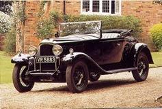 Vauxhall 1929 type T 20-60
