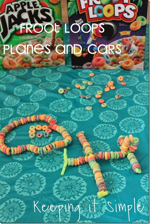#shop Froot-Loops-planes-and-cars #goodnightsnack #kidscrafts