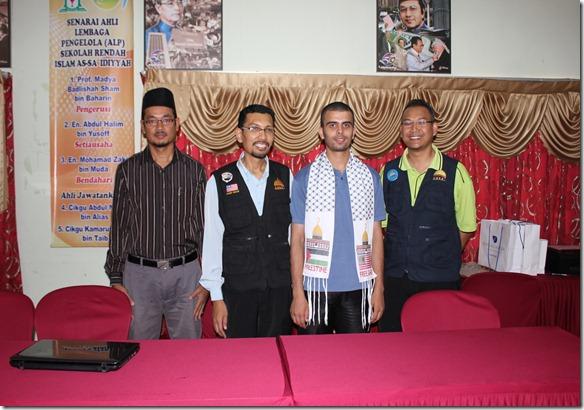 Z-Aqsa Syarif ke Melaka