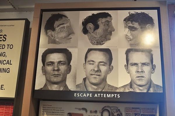 曾經逃出Alcatraz的囚犯