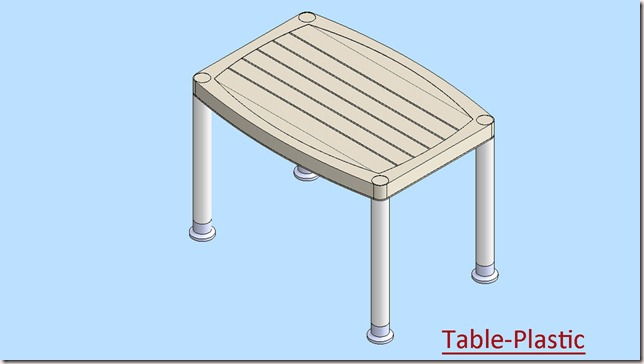 Table-Plastic