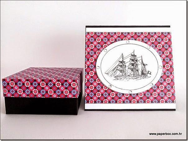 Set -Grußkarte und Box (11)