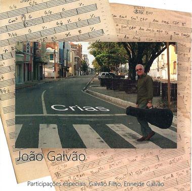 João Galvão - Capa