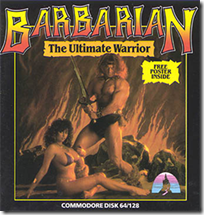 Cover di Barbarian The Ultimate Warrior