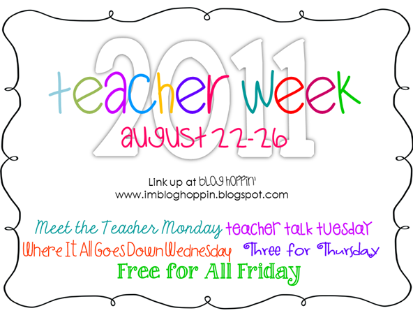 TeacherWeek