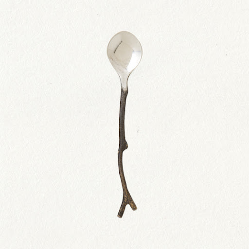And this twig spoon!