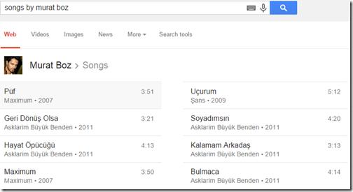 google-sarki