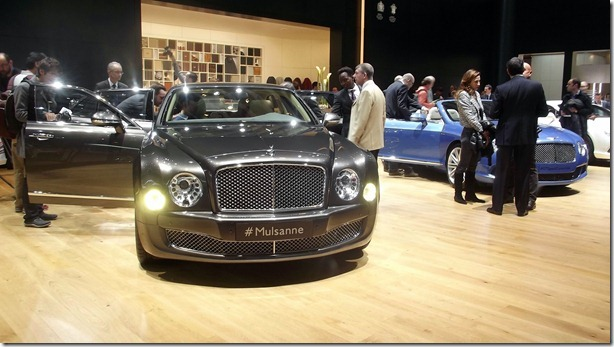 Bentley Flying Sput Mulsanne GT Speed (8)