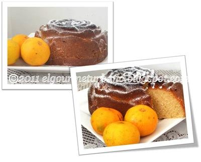 susana rivas -Torta de mandarina