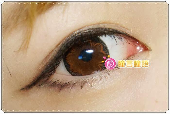 韓國NEO隱形眼鏡-花神咖7