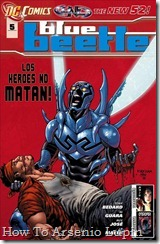 P00002 - Blue Beetle #5 - Heartles