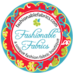 Fashionable Fabrics circlescallop 150