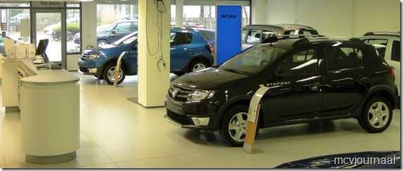 Dacia Store Stam Utrecht