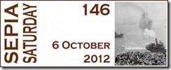 Sepia Saturday 146 October 6, 2012