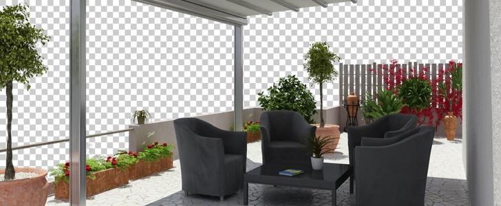 Il fotoinserimento parte 1 salvare un rendering con for Programmi per rendering