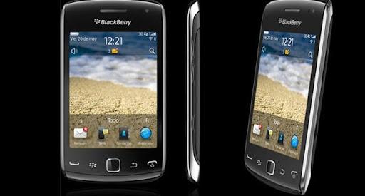 Blackberry Curve 9380 en España con Movistar