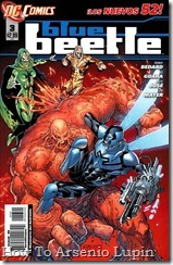 P00003 - Blue Beetle #3 - Metamorp