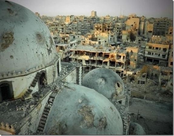 CHINA - a guerra em Siria