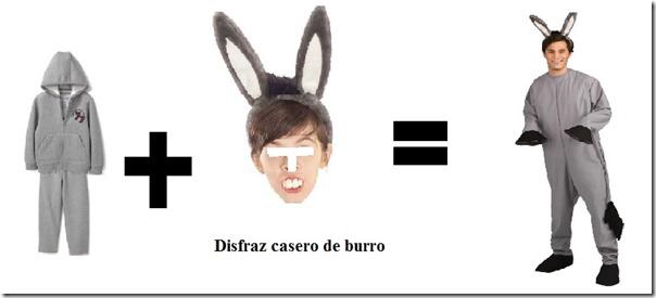disfraz de burro 12
