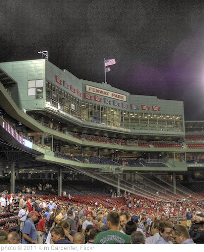 'Fenway Park' photo (c) 2011, Kim Carpenter - license: http://creativecommons.org/licenses/by/2.0/