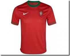 Portugal primera equipación
