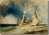 Turner - The Mouth of the River Humber