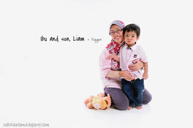 Ibu & Liam