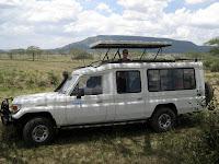 Safari digs - Serengeti