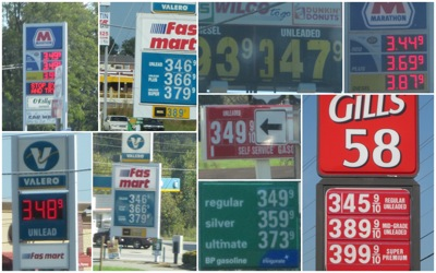1014 GAS costs