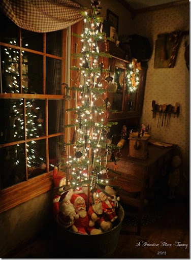 A Primitive Place ~ Tammy: Christmas Decor Part Two ~ 2012 ...