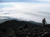 Climbing Gunung Slamet (Andy Dean, May 2011)