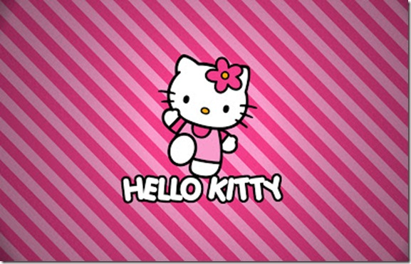 Hello Kitty Themed stock Rom for Samsung Galaxy Y