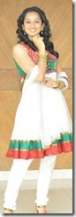 Indu Thampi beauty