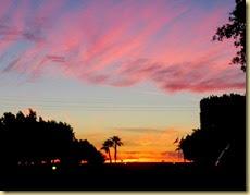 2013-10-06 - AZ, Yuma - Cactus Gardens Sunsets