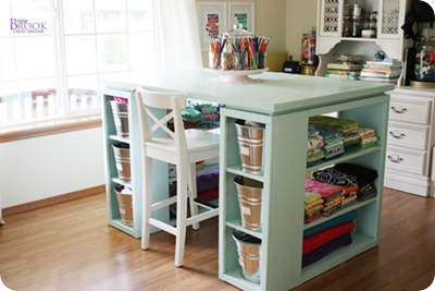 Diy Tall Craft Table