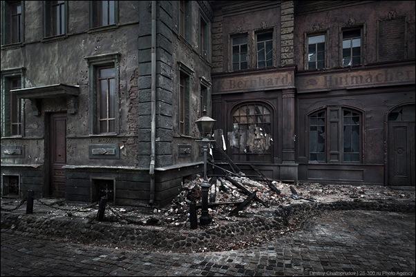 La cité oubliée - Mosfilm (3)