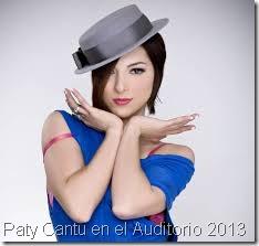 paty cantu concierto en auditorio nacional 2013 reventa de entradas