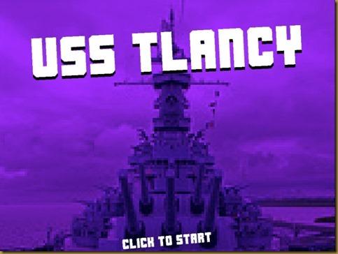 USS TLANCYタイトル