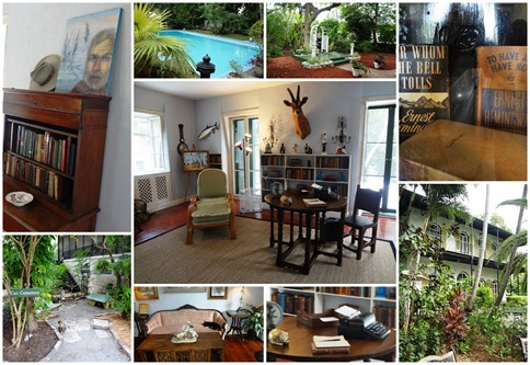 hemingway home collage2