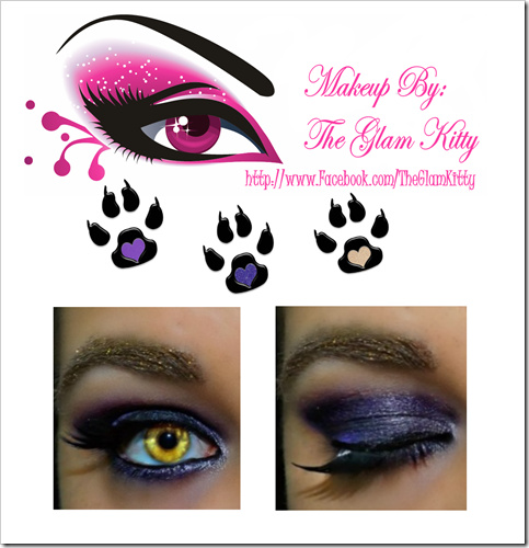 13 Wishes Clawdeen Makeup