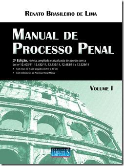 1 - Manual de Processo Penal - Volume I