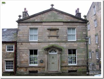19th century hospital built 1853. Lancaster.