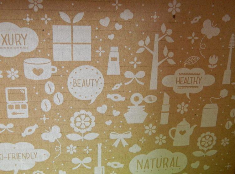 beautecobox inside packaging cute