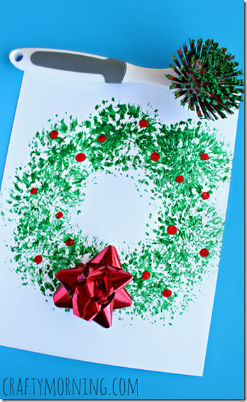 Christmas Crafts for Toddlers - Bumps and Roundabouts