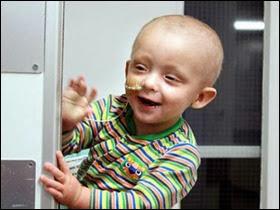 Charlie Harris-Beard  menino de 2 anos com doença terminal foi padrinho no casamento dos pais