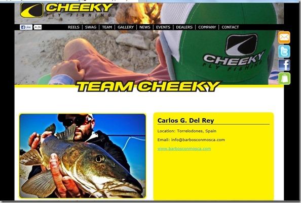 cheeky team
